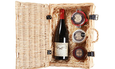 Win a Christmas Pot Hamper from Godminster