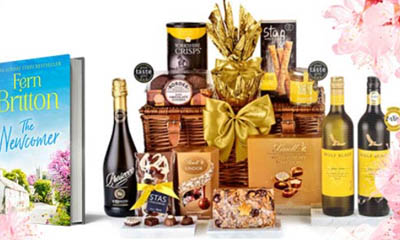 Win a Luxury Food & Wine Hamper
