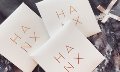 Free Hanx Luxury Condoms