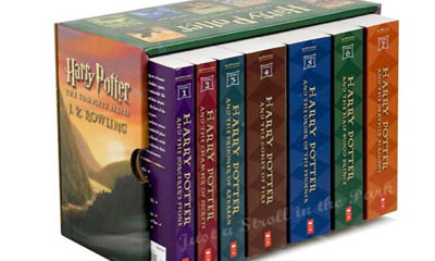 Win a Harry Potter Complete Series