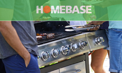 Win a Barbecue with Homebase