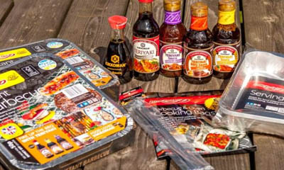 Win a BBQ Prize Bundle with Kikkoman