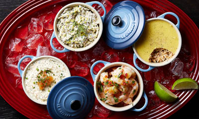 Win Le Creuset Private Meal for 6
