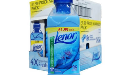 Win Lenor Spring Awakening Fabric Conditioner Bundles