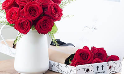 Free Letterbox Roses