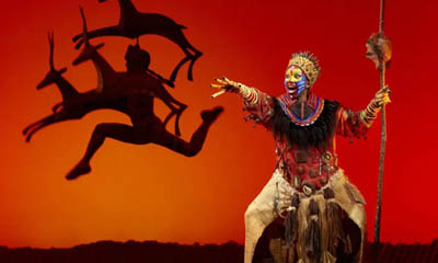 Free Lion King Theatre Tickets