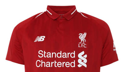 Win a Liverpool FC Kit signed by the Team