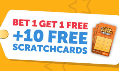 Free Europe Millions Ticket & 10 Scratchcards