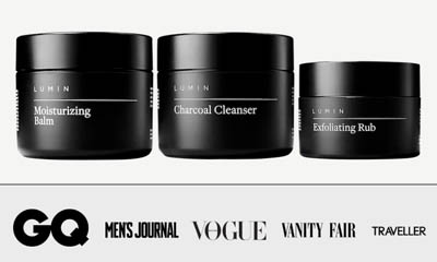 Free Lumin Charcoal Skincare Products