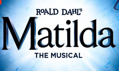 Win Tickets to see Matilda the Musical for up to 4 Guests