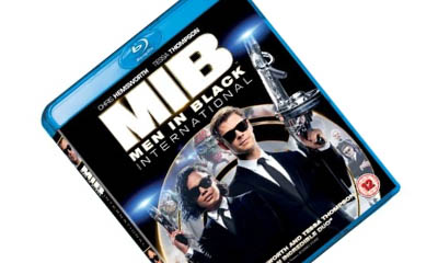 Free Men In Black International on Blu-ray