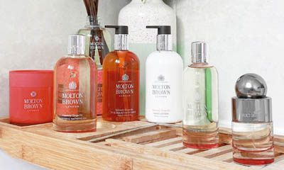 Win a Molton Brown Gingerlily Collection Hamper