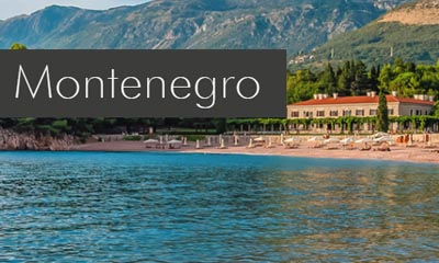 Win a Luxury Holiday to Montenegro