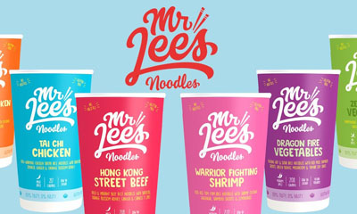 Win Boxes of Mr Lee's Noodles