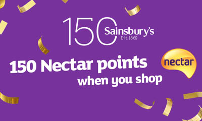 150 Free Nectar Points