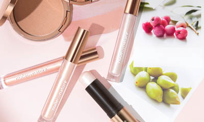 Win 1 of 6 Nude by Nature Make Up Sets