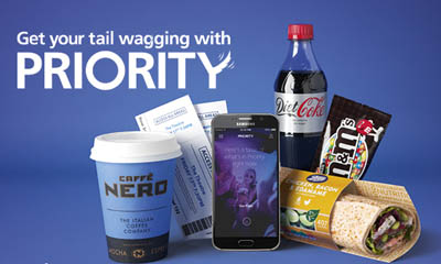 Free Stuff from O2 Priority