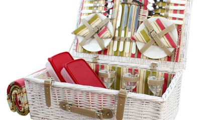 Win a Picnic Basket with Spar