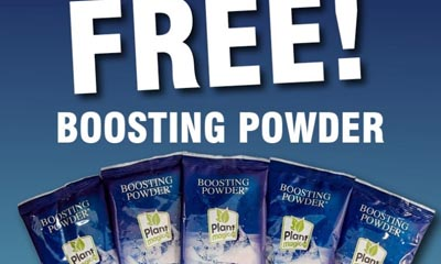 Free Plant Magic Food Booster