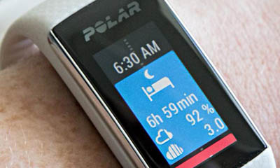 Win 1 of 5 Polar A370 Fitness Trackers