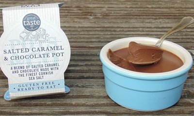 Win 1 of 4 Pots & Co Salted Caramel Delights