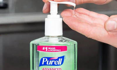 Free Purcell Hand Sanitiser