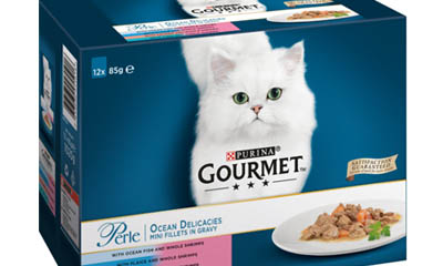 Free Gourmet Cat Food from Purina