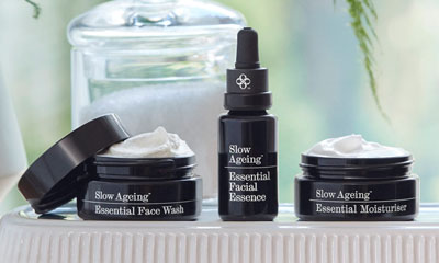 Win a Slow Ageing Skincare Set worth £220