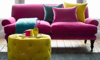 Win Your Dream Sofa with The Telegraph