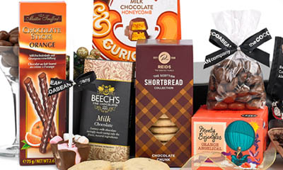 Win 1 of 3 Spicers of Hythe Chocolate & Biscuit Hampers