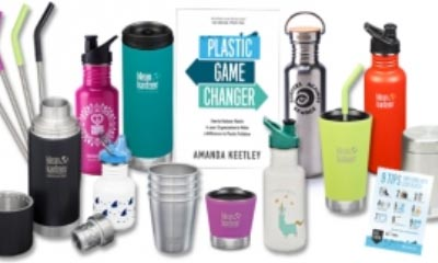 Win Stainless Steel Bottles & Flasks with Klean Kanteen