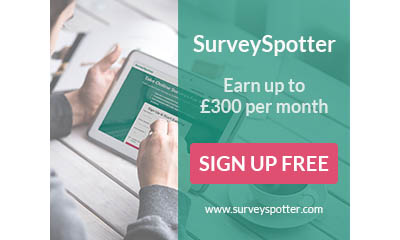 Earn up to £300 per month in your spare time