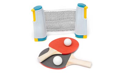 Free Instant Table Tennis Sets