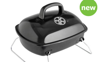 Free Wilko Portable Camping Barbecue