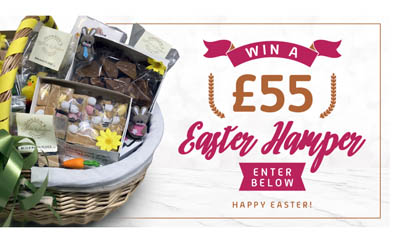 Win a Johnsons Toffees Easter Hamper