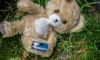 Free Soft Toy Lost & Found Labels