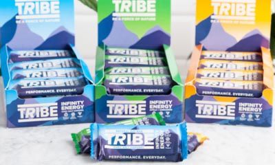 Free 6 Pack of Tribe Snack Bars