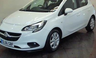 Win a Vauxhall Corsa Worth £14,340
