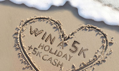 Win a £5k holiday with VELUX today