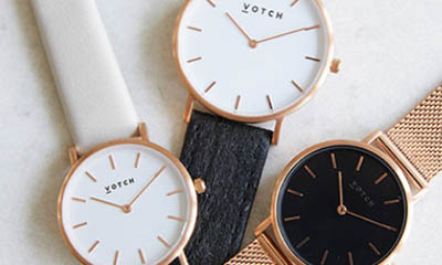 Win a Votch Unisex Watch With Green People