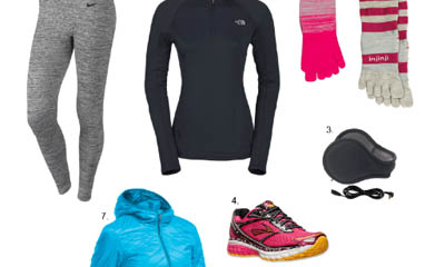 Win Over £1,500 Worth of Running Gear