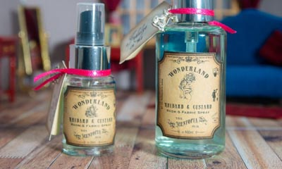 Free Rhubarb & Custard Room & Fabric Spray