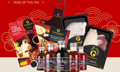 Win a Chinese New Year Food Hamper