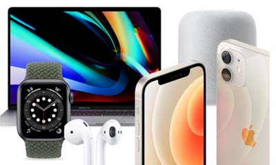 Free Apple Products for your home