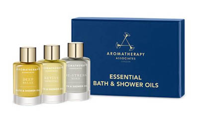 Win 1 of 5 Bath & Shower Oil Collections