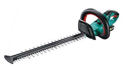 Win a Bosch hedge trimmer