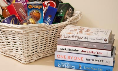 Win a Christmas Books & Food Bundles