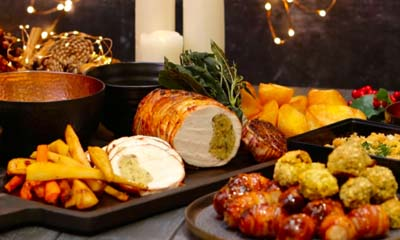 Win a 6 Person Christmas Dinner