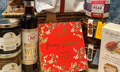 Win a Christmas Holiday Cottage Hamper
