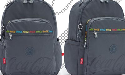 Win a Cocoa Cola Backpack